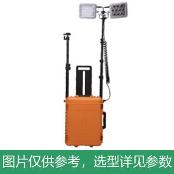亿嘉 移动式多功能照明装置,泛光45W,聚光24W,白光,YJ6108,单位:个