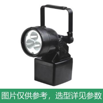 亿嘉 轻便式多功能强光灯,3×3W,白光,YJ5281,单位:个