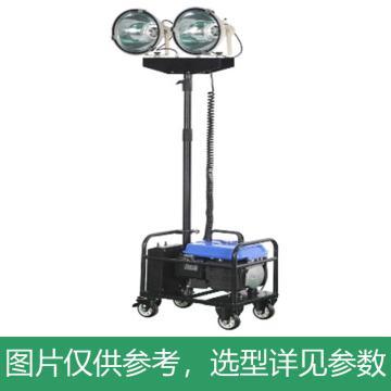 亿嘉 轻型升降工作灯,2×150W,白光,SYJ6120A,单位:个