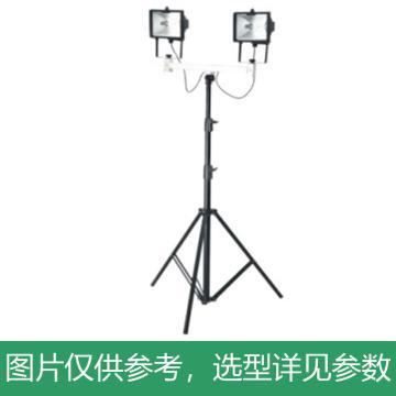 亿嘉 便携式升降工作灯,2×500W,白光,SYJ3000,单位:个