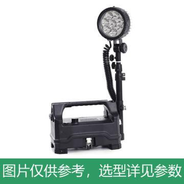 亿嘉 便携式防爆强光工作灯,24W,白光,YJ6107B,单位:个