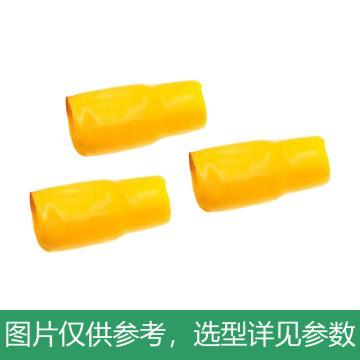 长虹 端子绝缘软护套,V-8 黄色,1000只/包