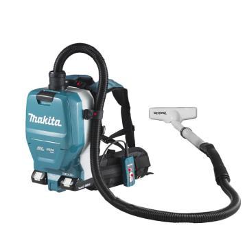 牧田makita 背负式真空吸尘机,两电一充套装,DVC261ZX16