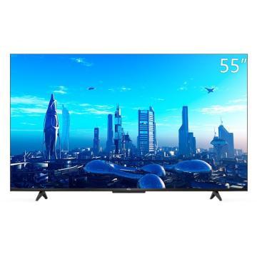 TCL电视机,55F9 55英寸 4K超高清 全面屏 AI远场语音智能电视