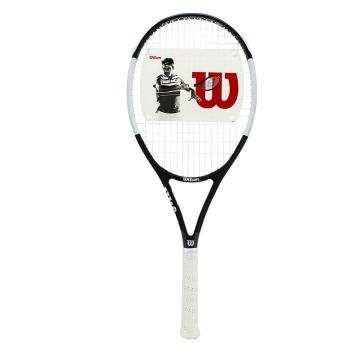 威尔胜(Wilson)碳素男女初学进阶单人网球拍