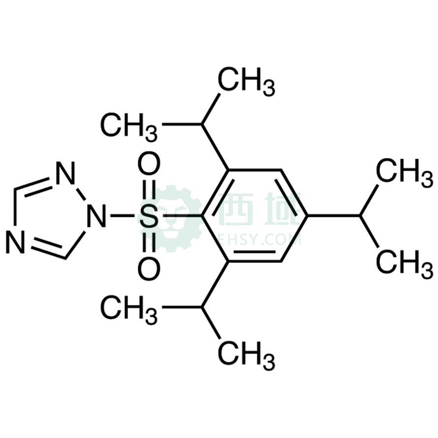 CAS:54230-60-3,1-(2,4,6-三异丙基苯磺酰基)-1,2,4-三唑,>98.0%(HPLC),1G