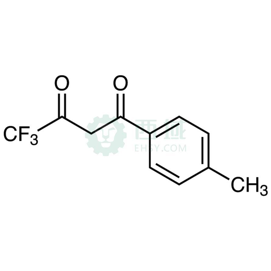 CAS:720-94-5,4,4,4-三氟-1-(对甲苯基)-1,3-丁二酮,>98.0%(GC),5g|冷藏