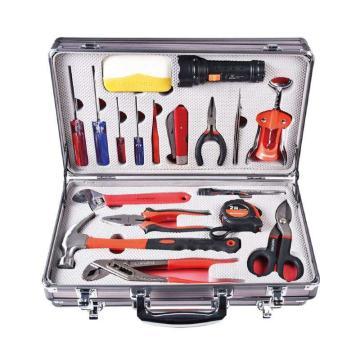 MAXPOWER 家用精品组合工具(铝合金),23件套,M07724