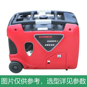 上海东明 变频汽油发电机组,3kW,R3000
