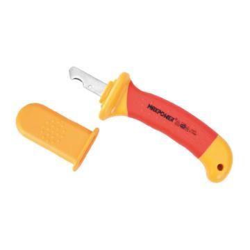 MAXPOWER VDE绝缘圆型电缆刀,28*155,M71815