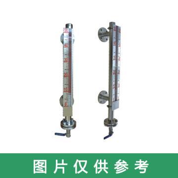 雅鹄 高温型磁翻板液位计,YHZ661-ABCP1AXA12A1000mm 木箱包装