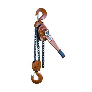 虎力 手扳葫芦,承重:500kg 提升高度:1.5m 链条数1,HLB50A