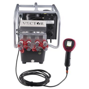 凯特克 VECTOR系列电动智能泵,700bar 7.5L,HY-V230-FA4-DOC