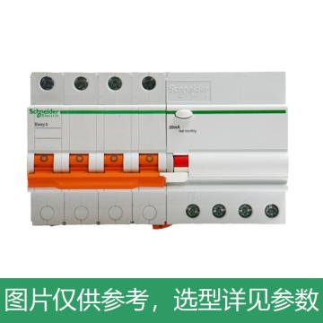 施耐德Schneider EA9R 漏电保护断路器 4P C20A/30mA/A类,EA9RN4C2030CA
