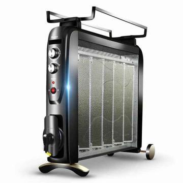 格力 硅晶电热膜取暖器,NDYC-25C-WG,4档调节(1000/1500/2000/2500W)