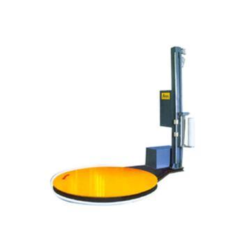 三圈牌 经济型缠绕膜包装机,(阻拉伸),转盘规格mm:Ф1500