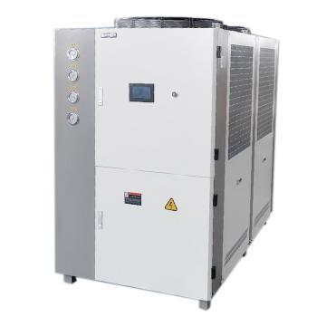 康赛 -15℃风冷工业冷水机,ICA-40L,制冷量42.5KW,总功率42.8kw,380V