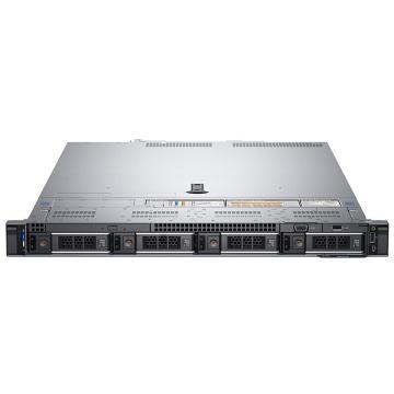 戴尔机架式服务器,R440 铜牌3204/8GB/2TB SAS 7.2K 3.5*2/PERC H330+/450W/1U静轨/不含系统