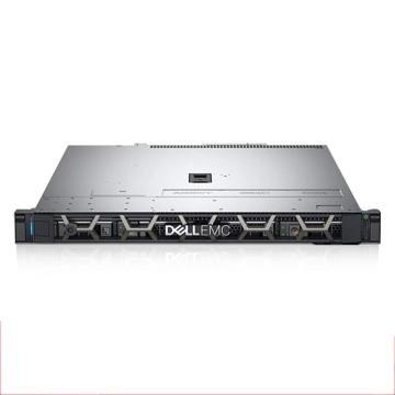 戴尔机架式服务器,R240 E-2224/8GB/1TB SATA 7.2K 3.5/Riser/250W/1U静轨/不含系统