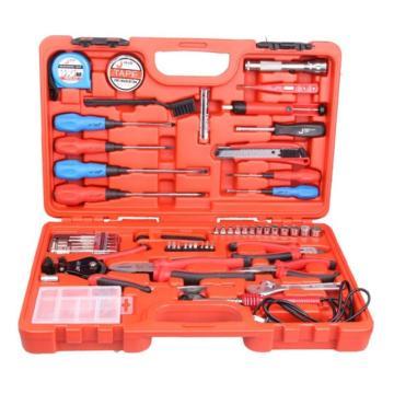 捷科JETECH 电子维修工具套装,61件套,JEB-E61,181061