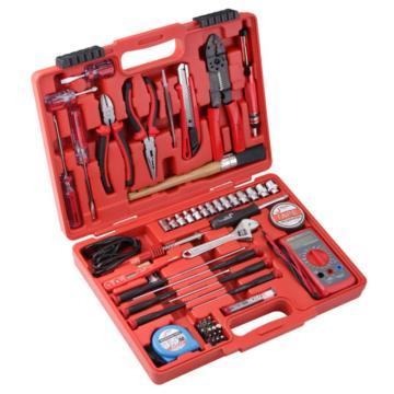 捷科JETECH 电子维修工具套装,54件套,JEB-E54,181054