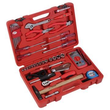 捷科JETECH 电子维修工具套装,39件套,JEB-E39,181039