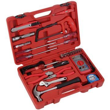 捷科JETECH 电子维修工具套装,25件套,JEB-E25,181025