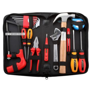捷科JETECH 电子维修工具包,18件套,JEP-R18,180018