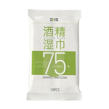 EHS 酒精消毒湿巾,AC5867,10张/包