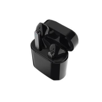 飞利浦真无线蓝牙耳机,TAT3235BK黑色 运动跑步 入耳式 适用于苹果华为 降噪超长待机