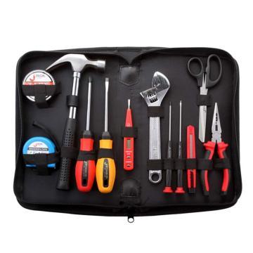 捷科JETECH 便携式工具包,12件套,JEP-F12,180012