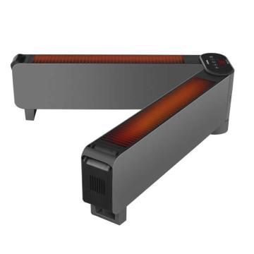 格力 踢脚线取暖器,NDJD-X6021B,2100W,触控