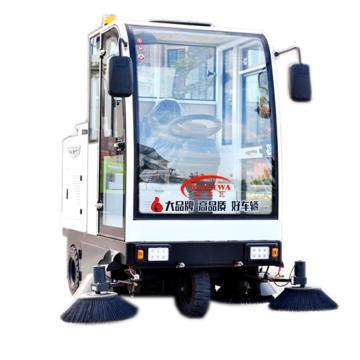 威格瓦 扫地车,电压48/150A 单位:台