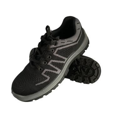 维尔赛福 运动安全鞋,H902-40,灰黑,防砸防刺穿防静电(同型号10双起订)