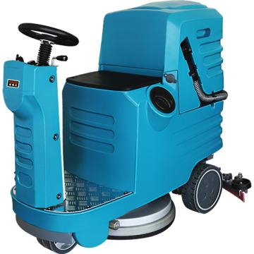洁德美 迷你驾驶全自动洗地吸干机,A5 530mm 65L/清 75L/污 单位:台