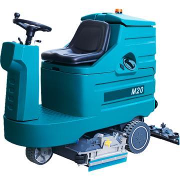 洁德美 驾驶式洗扫一体机,M20 130L/清 140L/污 单位:台