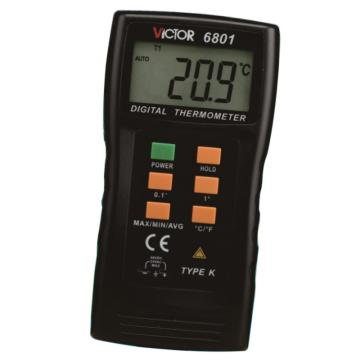 胜利/VICTOR 温度表,VICTOR 6801