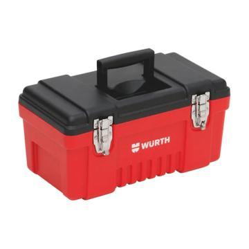 WURTH伍尔特工具箱,431X234X228MM,0962219001