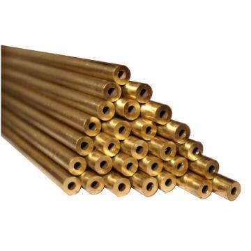 捷诺 黄铜电极,外径0.52×内径0.2×400mm