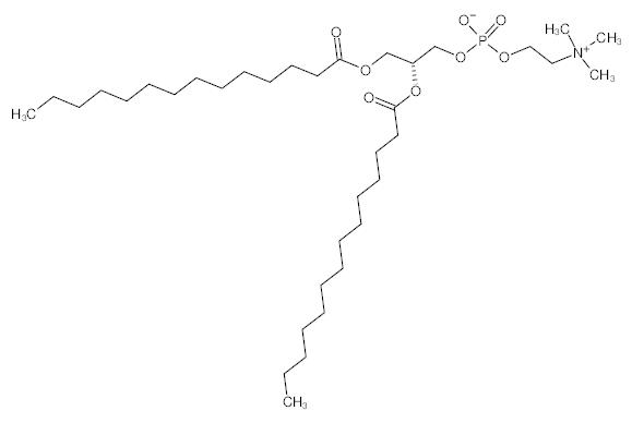 CAS:18194-24-6|二肉豆蔻酰磷脂酰胆碱(DMPC)|99%|R018897-100mg