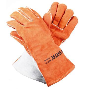 世达SATA 焊接手套,FS0106-XL,直指焊接手套