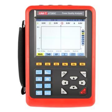 优利德/UNI-T 电能质量分析仪,UT285C(300F电流钳6000A)