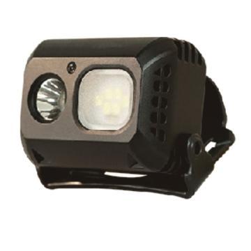 晶全照明 泛聚双光源头灯,BJQ5105,主灯3W聚光,辅灯3W泛光,单位:个