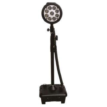晶全照明 轻便式移动升降灯,BJQ6106,9×3W,配1.5米升降杆,单位:个