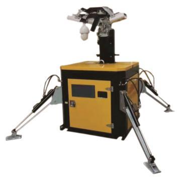 晶全照明 LED油田专业升降照明灯塔,BJQ6140,4×200W,铅酸电池,升降高度10米,单位:个