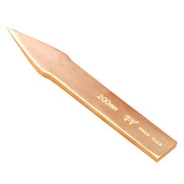 渤防 防爆平尖铲,铍青铜,140mm,1260-140BE