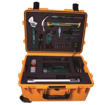 晶全照明 多功能工具箱,BJQ8441,单位:套