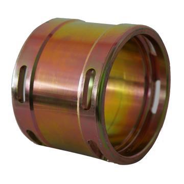天隆 卡箍式直通,SSKV76,材质不锈钢