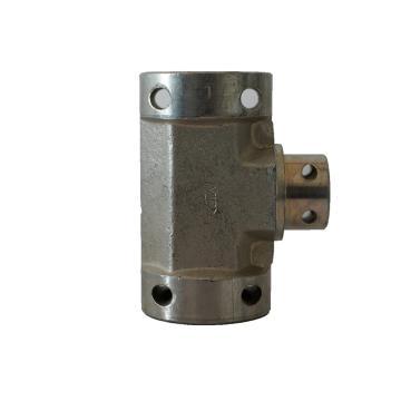 天隆 三通,DN25,材质不锈钢