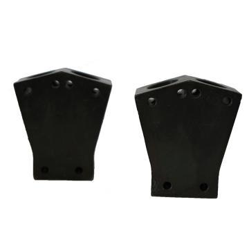 天隆 F型三通,KJ19,材质不锈钢